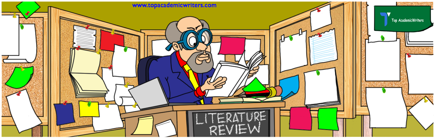 Literature review homework help