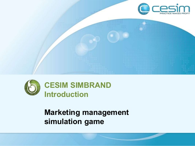 How to Win Cesim simulation game