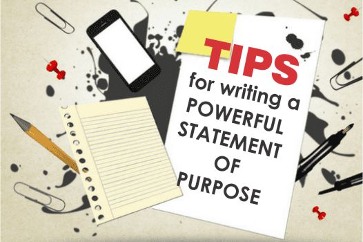 Strategies for Writing a Powerful and Convincing SOP